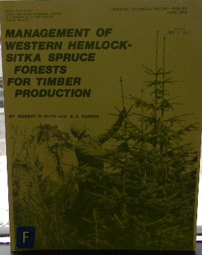 (Management of western hemlock-Sitka spruce forests for timber production (General technical report PNW))