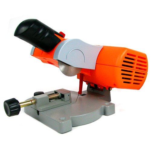 Stalwart Mini Cut-Off Miter Power Saw, 110 Volt