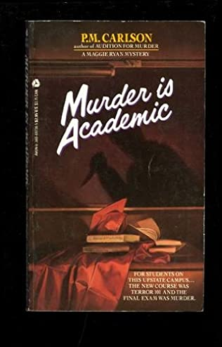 book cover of Murder Is Academic