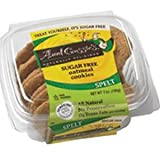 Sugar Free Oatmeal Cookies 7 Ounces (Case of 8)