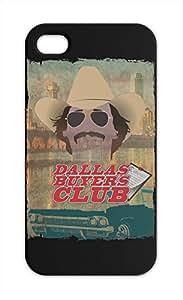 dallas buyers club poster Iphone 5-5s plastic case