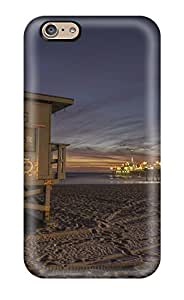 Forever Collectibles Santa Monica Beach Hard Snap-on Iphone 6 Case