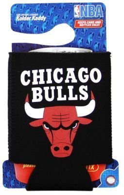CHICAGO BULLS NBA CAN KADDY KOOZIE COOZIE COOLER