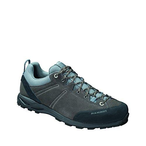 Mammut Wall Low Men (Backpacking/Hiking Footwear (Low)) - chill/limeade