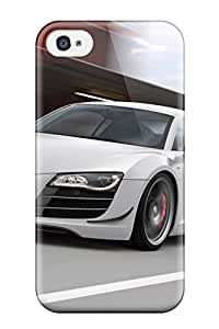 Perfect Audi R8 Gt 13 Case Cover Skin For Iphone 4/4s Phone Case