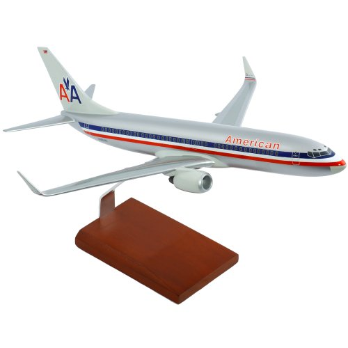 Executive Series G9310 American Airlines 737 800 1 100 Scale Old Livery Display Model With Stand