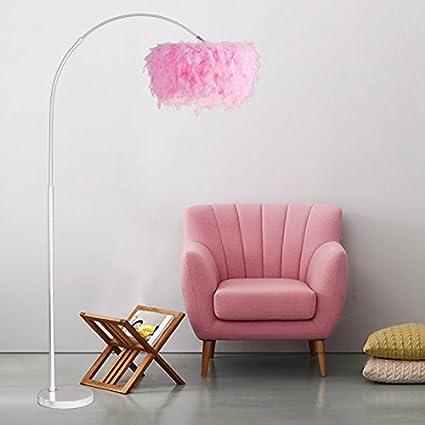 Amazon.com: YXGH- Floor Lamp Fishing Lamp Living Room Bedroom Study ...