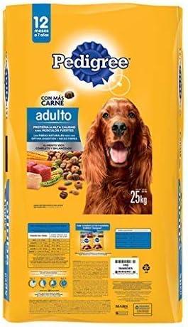 PEDIGREE Comida para Perros Adultos, Nutricion Completa, 25 kg 3