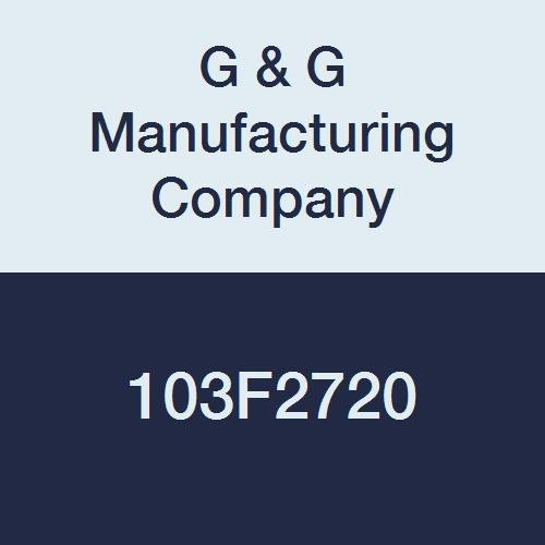 1-11//16 x 20 Splined Size 3 Length 1-11//16 x 20 Splined Size 3 Length G/&G Manufacturing G/&G 103F2720 Splined Shafts Induction Hardened