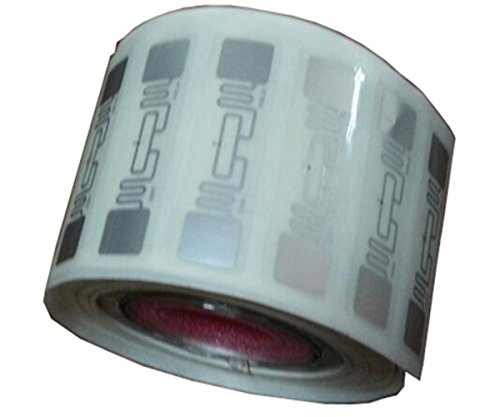 UHF RFID Inlay tag 9662 for package management
