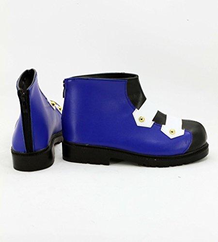 Yu-gi-oh! Zexal Yuma Tsukumo Cosplay Schoenen Laarzen Op Maat Gemaakt
