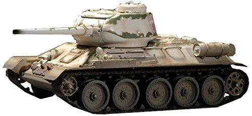 Easy Model T-34/85 Tank (Russian Army) Die Cast Military Land Vehicles