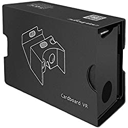Skque 2016 3D VR Google Carboard Kit 2 Virtual Reality Compatible with Android and Apple
