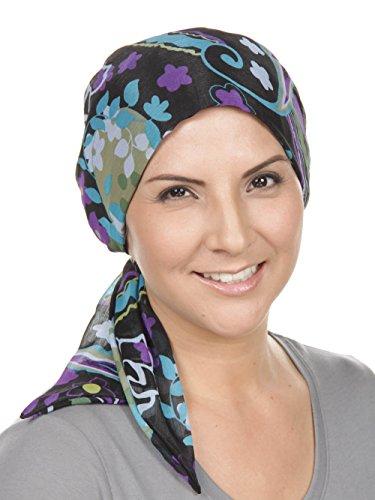 Fashion Padded Cotton Turban Headwear
