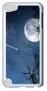Moonlight Custom iPod Touch 5 Case Cover ¨C Polycarbonate ¨C White