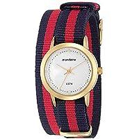 Relógio Duas Voltas em Nylon Azul 76699LPMVDJ1