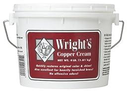 Wright\'s Copper Cream, 4 Lb Tub