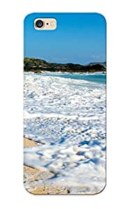 Exultantor Design High Quality Makapuu Beach Oahu Hawaii Pacific Ocean Cover Case With Ellent Style For Iphone 6 Plus(nice Gift For Christmas)