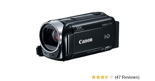 amazon com canon vixia hf r42 hd 53x image stabilized optical zoom rh amazon com Canon T2i Manual Canon T3i Manual