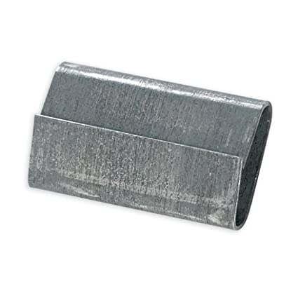 3//4 Closed//Thread On Regular Duty Steel Strapping Seals 5000 PER CASE