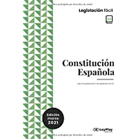 Constitución Española: Legislación Fácil