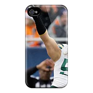 Iphone 4/4s Clay Matthews Tpu Silicone Gel Case Cover. Fits Iphone 4/4s