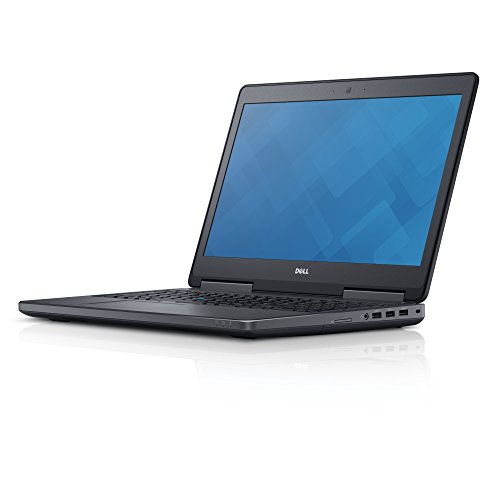 "Dell PRM7520WYDRD Precision 7520 Mobile Workstation with Intel i7-7820HQ, 16GB 512GB SSD, 15.6"""
