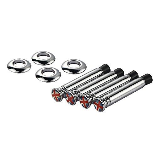 Calap Store Car Door Pin Lock Interior Accessories For Mini Cooper
