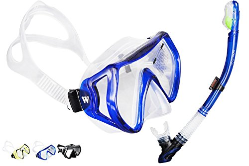 WACOOL Snorkeling Package Anti Fog Anti Splash product image