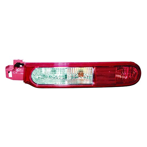 Fits Nissan Cube 2009-2011 Tail Light Assembly Passenger Side (CAPA Certified) NI2801189C ()