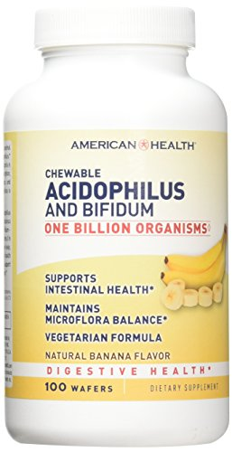 American Health Acidophilus Chew -