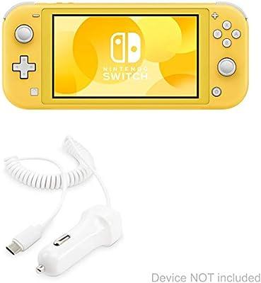 BoxWave - Cargador de Coche para Nintendo Switch Lite ...