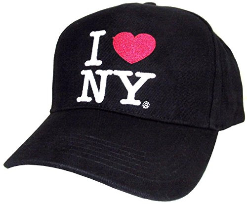 I Love New York Black Hat