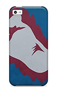 DanRobertse Case Cover Protector Specially Made for iphone 6 plus 5.5 Colorado Avalanche (70)