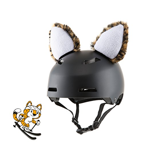 Motorcycle Helmet With Cat Ears - 8
