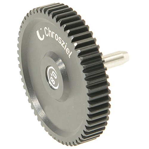 CHROSZIEL C-206-14 Focus Gear 0.8-20.8mm Diameter for 206-01S, 206-05S & 206-60S DV Follow Focuses (Black) by Chrosziel