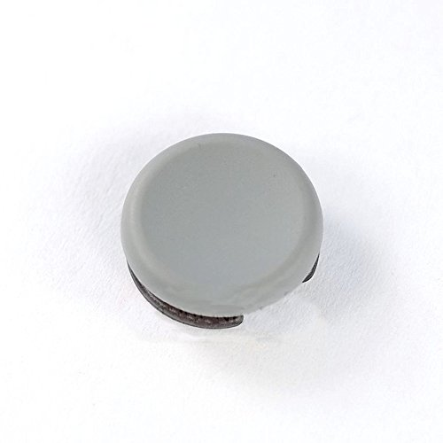 Replacement 3D Analog Joystick Thumb Button Stick Cap Cover Grips for Nintendo 3DS LL / 3DS XLDark Grey