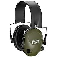 protección auditiva orejeras, orejeras confidencial de reducción o Amplification de ruido, para el tiro