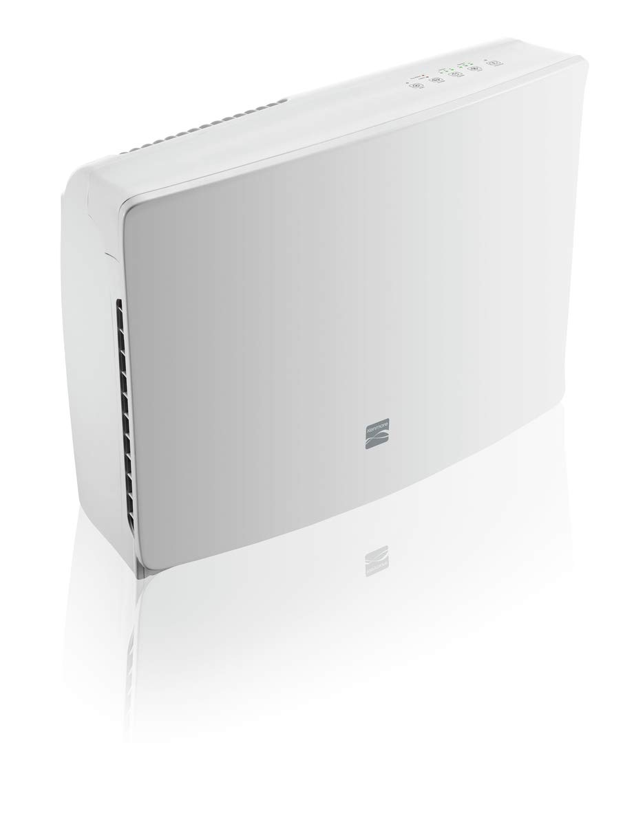 Kenmore 3283396 E-Star Certified 3 Stage HEPA Filtration Air Purifier, Large, White