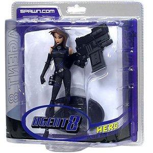 McFarlane: SPAWN 32 Series 2 - Agent 8 Series 2 Spawn Mcfarlane Toy