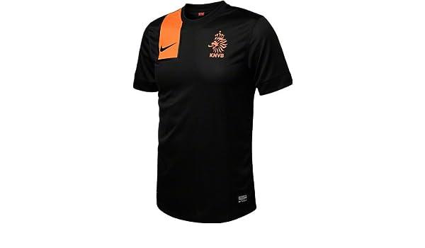 2012-13 Holland Away Euro 2012 Football Shirt: Amazon.es: Deportes y aire libre