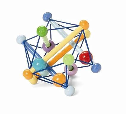 manhattan toy  : Manhattan Toy Skwish Color Burst Rattle and Teether ...