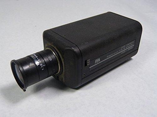 PSA CCD-324A Monochrome CCD Camera Electronic Iris & Shutter 3.5-8mm - Shutter Iris
