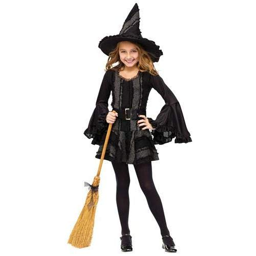 Fun World Stitch Witch Child Medium Costume