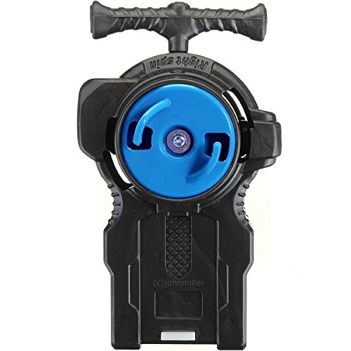 New BeyLauncher L-R (Beyblade Double String Power Left & Right Spin Launcher (Power Launcher)