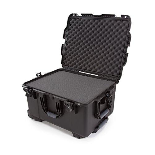 (Nanuk 960 Waterproof Hard Case with Wheels and Foam Insert - Black)