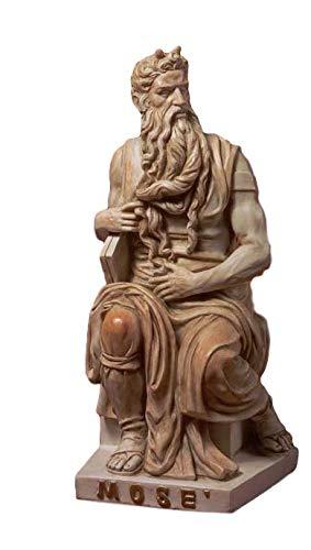 Souvenir Statua Mos/è di Michelangelo 30 cm in Resina by Arte e Storia Paben
