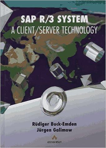 Buy SAP R/3 System: A Client Server Technology Book Online