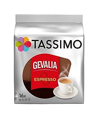 GEVALIA ESPRESSO TASSIMO T-DISC 32 COUNT by Gevalia