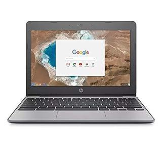 """HP Chromebook 11-v033nr 11.6"""" 2GB 16GB Intel Celeron N3060 X21.6GHz,Gray(Renewed)"""